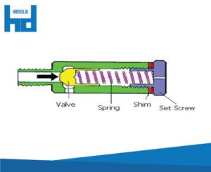 pressure control valve poppet