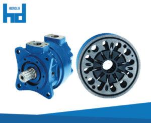 Hydraulic Vane Motor