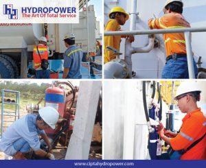 hidrolik cipta hydropower abadi