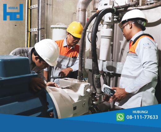 hidrolik industri