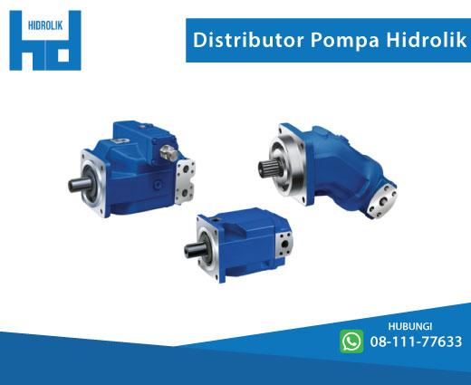 distributor pompa hidrolik