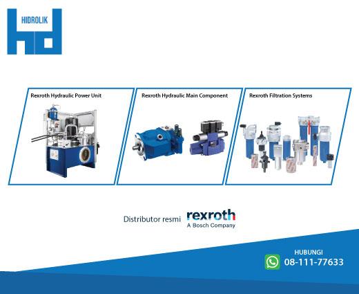 distributor rexroth