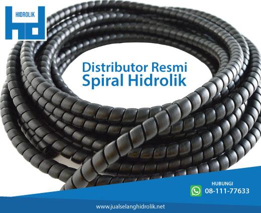 distributor spiral hidrolik