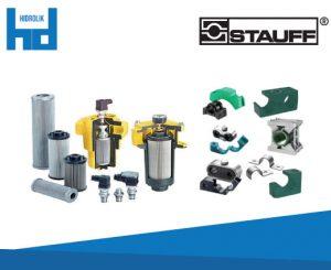 distributor hidrolik Stauff