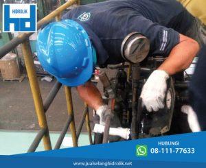 instalasi filter hidrolik